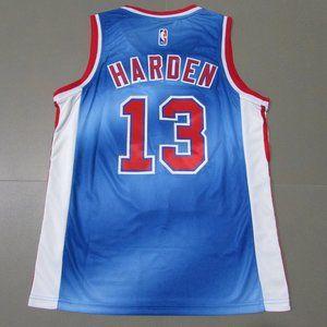 Brooklyn Nets James Harden Blue NBA #13